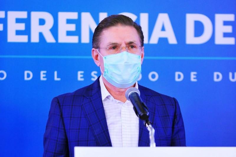 EXHORTA EL GOBERNADOR A LEGISLADORES PARA QUE NO DESAPAREZCAN FIDEICOMISOS