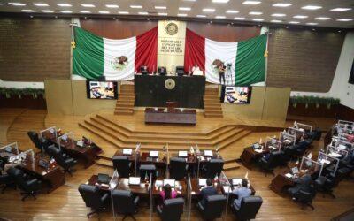 Concluye Congreso revisión de cuentas públicas