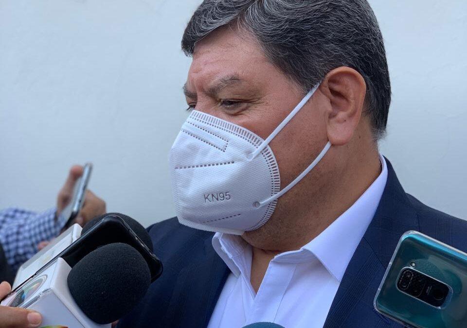 Morenistas de Durango piden mi salida, los resultados en seguridad están en la mesa: Castrellón