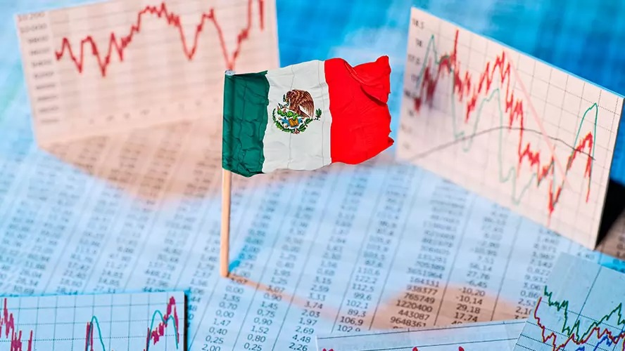El PIB de México crece, pero va perdiendo fuerza el rebote
