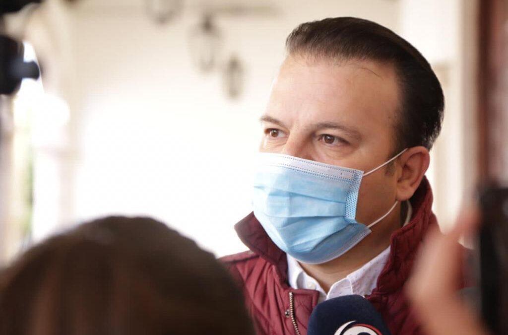 Propone diputado vacunar a familias inmediatas del personal de salud en áreas Covid-19