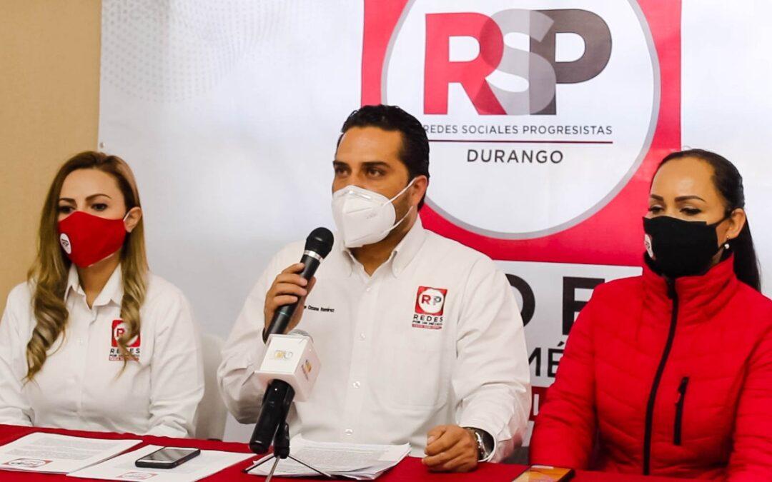 Abren convocatoria RSP a ciudadanos que quieran ser candidatos