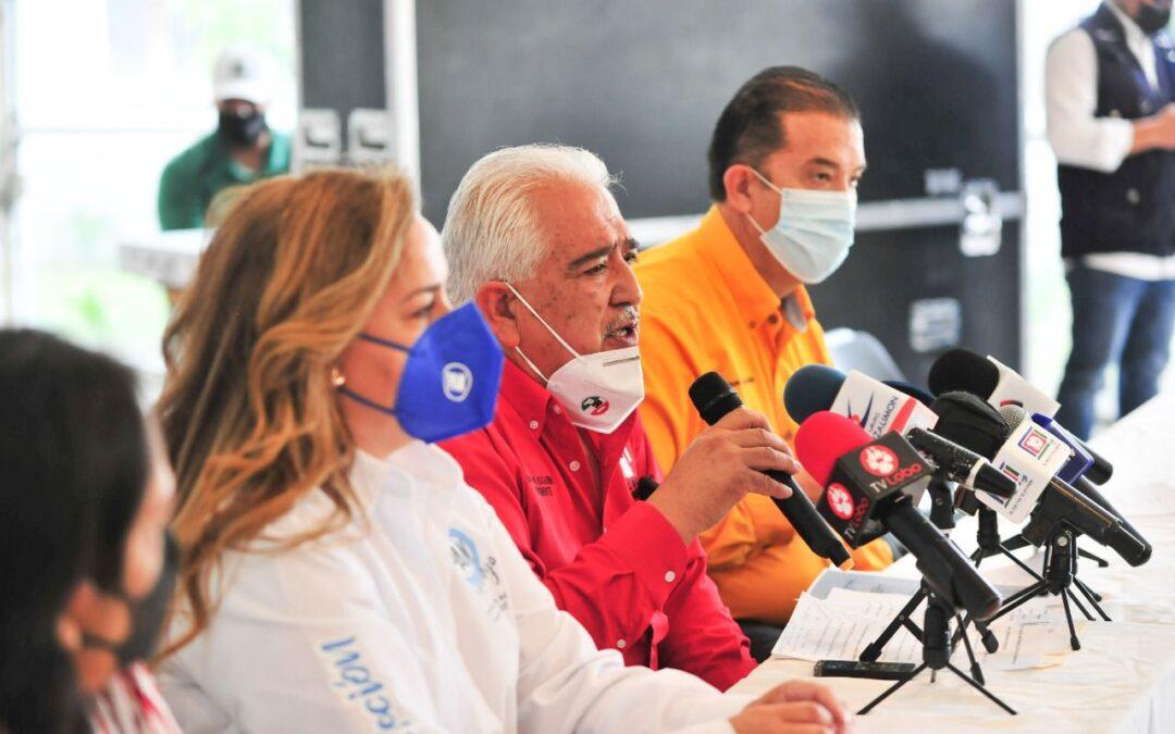 Crisis interna en Morena y sus aliados provoca desbandada