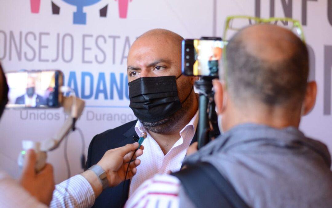Positivo que se aplique segunda dosis de vacuna a adultos mayores: Iván Gurrola