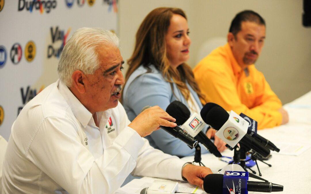 Coalición PRI-PAN-PRD tendrá mayoría en el Congreso del Estado