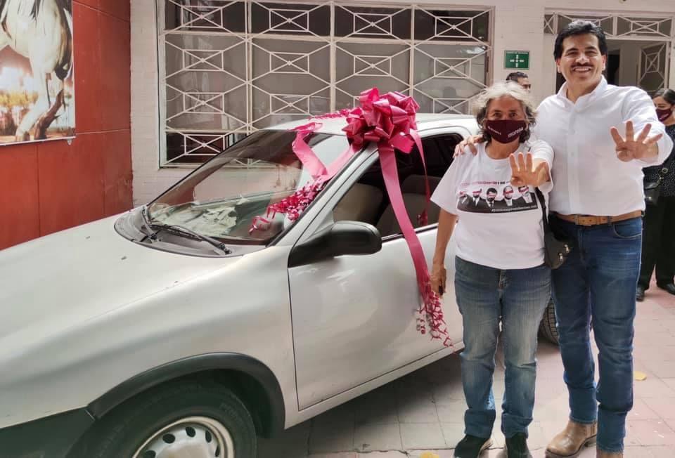 Doña Lilia, activista y luchadora social por la 4T en📍La Laguna, fue víctima de un lamentable acto de cobardía.