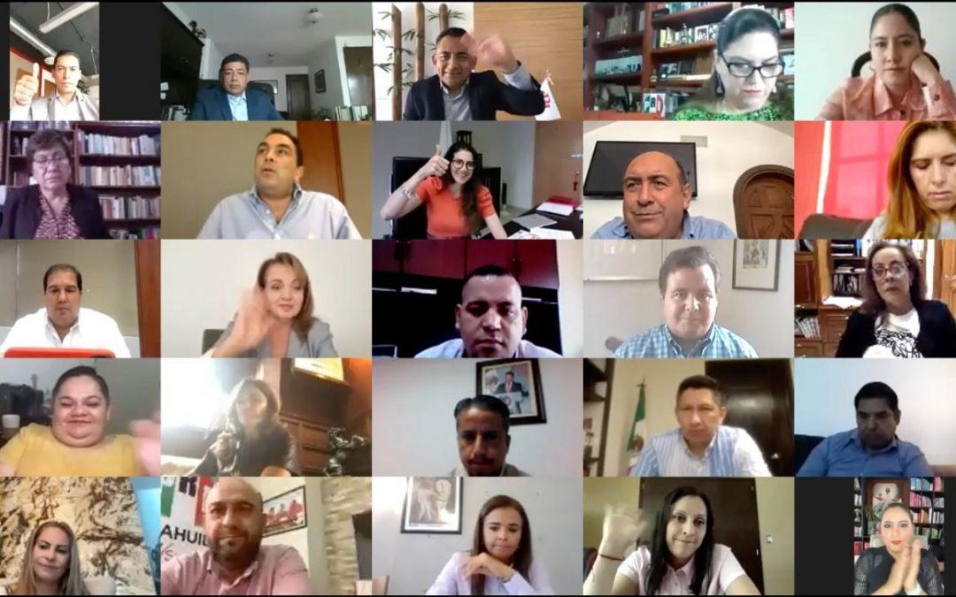 Diputados federales del PRI defenderán causas de millones de mexicanos: Escajeda
