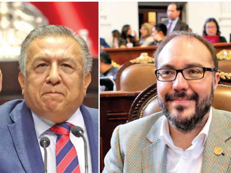 Desafueros dividen a la Comisión Permanente; PAN y Morena, a favor