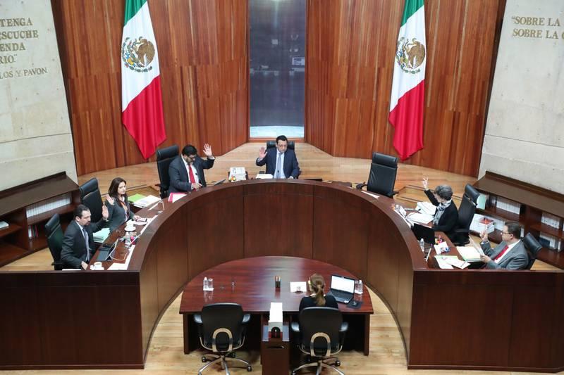 Termina crisis del Tribunal Electoral: Fuentes será presidente interino hasta septiembre