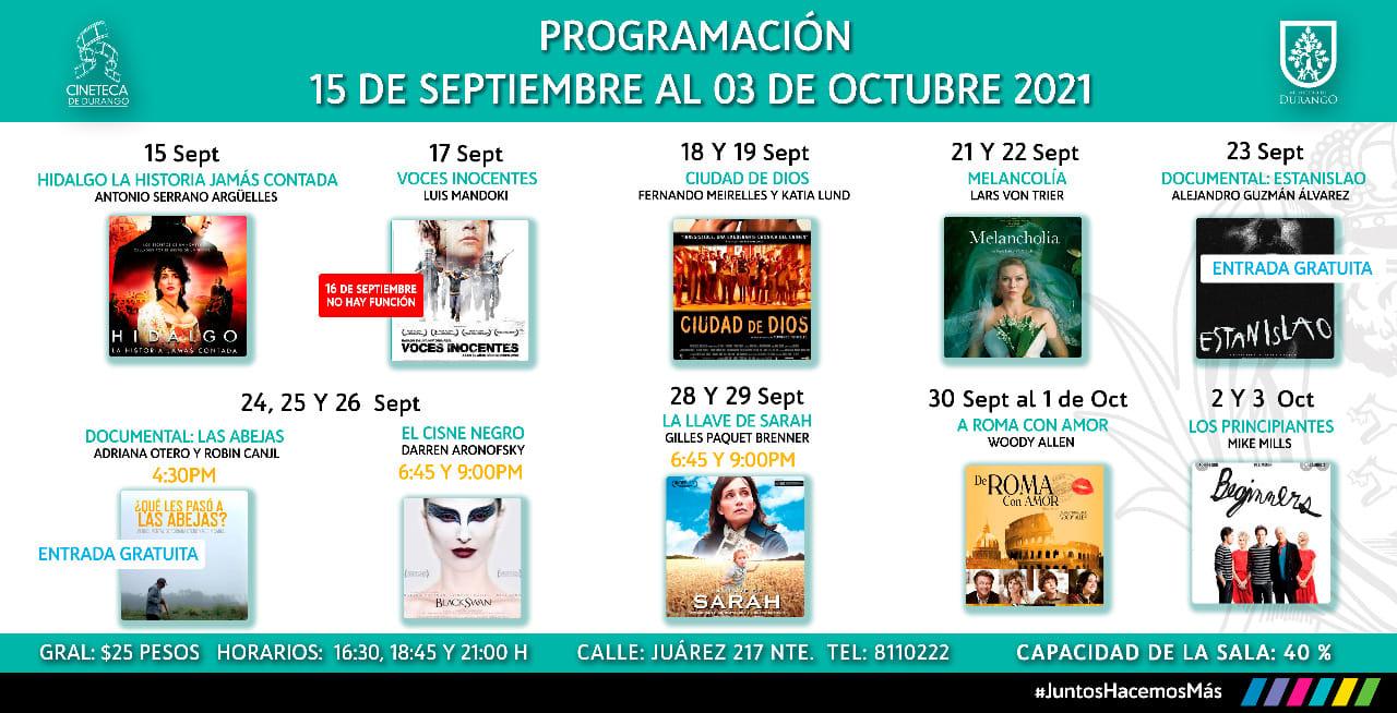 Cineteca presenta:
