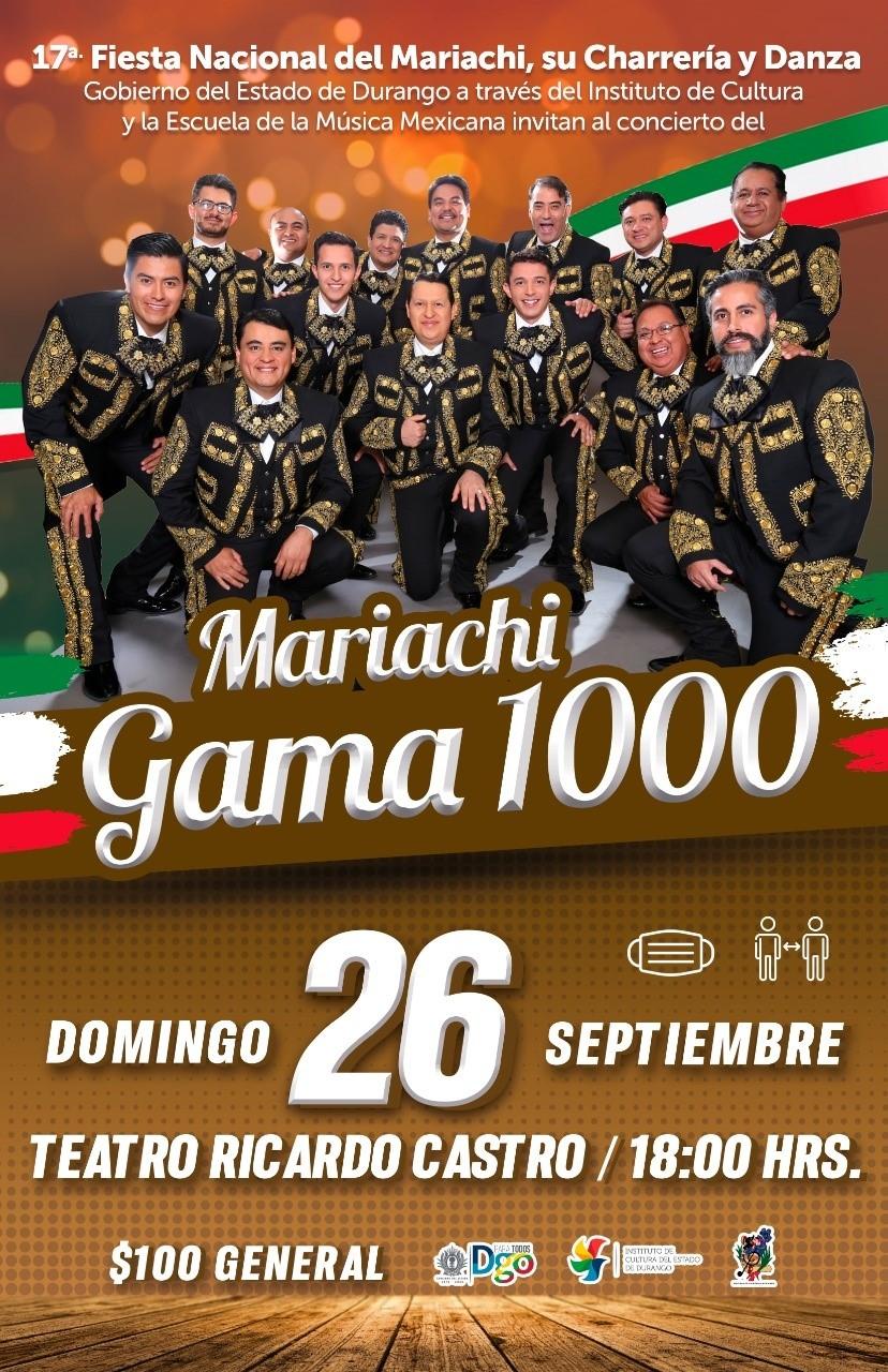 17a Fiesta Nacional del Mariachi, su Charrería y Danza: