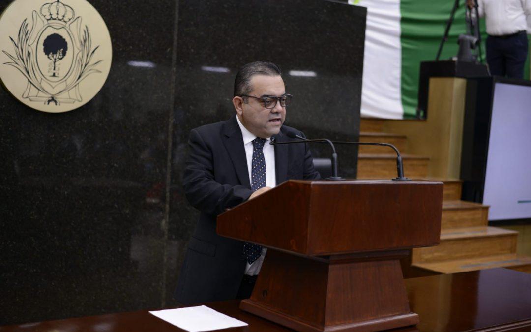 Será PRD promotor de los derechos humanos: David Ramos