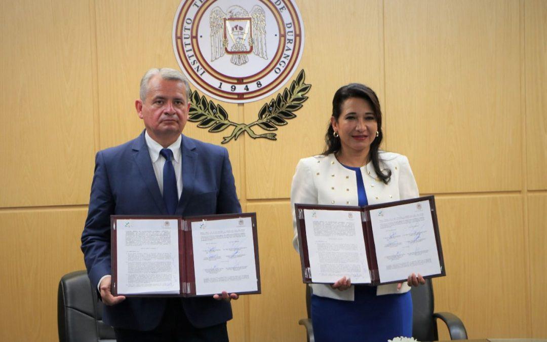 ITD RENUEVA CONVENIO DE COLABORACIÓN CON EL COBAED