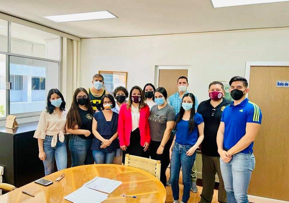 Estudiantes y profesores del ITD-TecNM se unen de apoyo a la brigada de vacunación en Durango