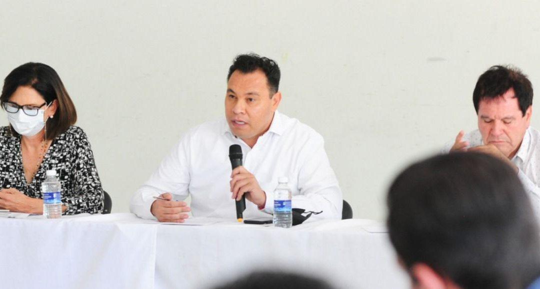 Siglas del PRI no son para negociar posiciones: Arturo Yáñez