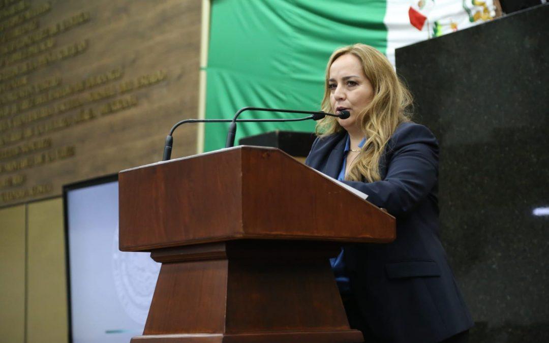 Necesario garantizar el respeto a víctimas de delito: Verónica Pérez