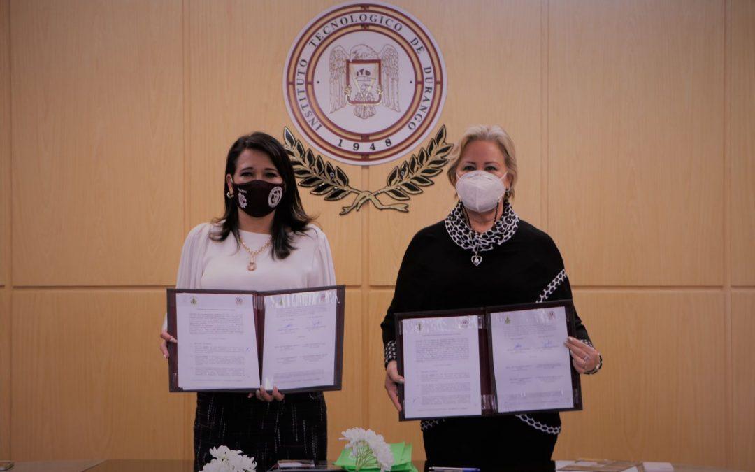 ITD establece convenio de colaboración con Colegio Anglo Español