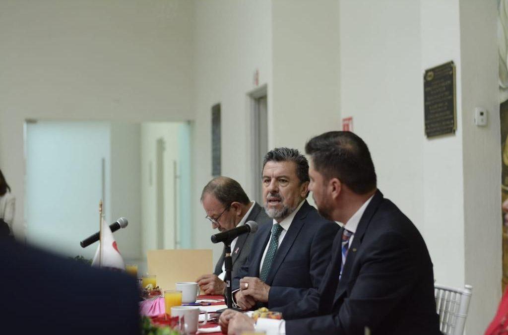 Buscarán nueva Ley de Obra Pública para Durango