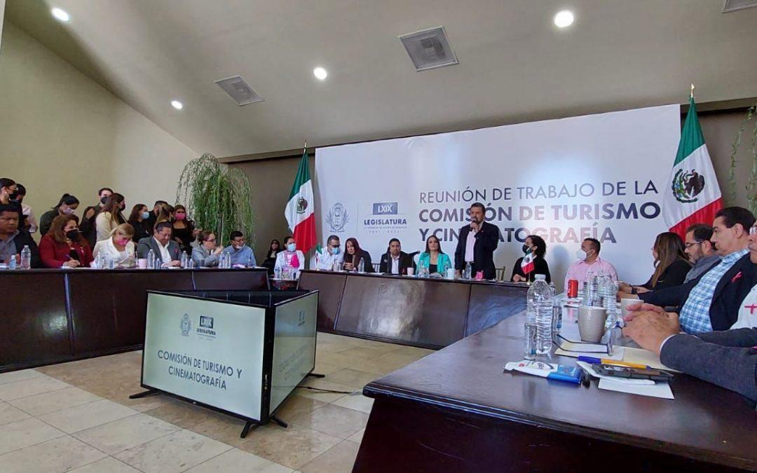 La LXIX Legislatura sesionará en todas las regiones de Durango: Ricardo López
