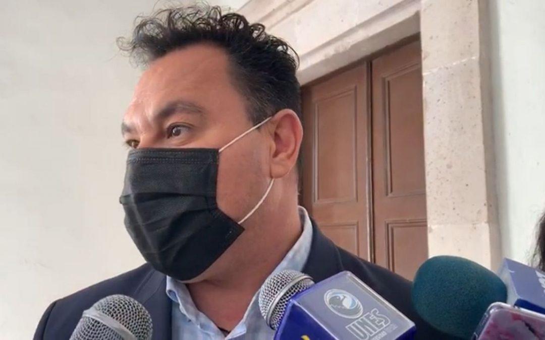 No está en duda la alianza: Arturo Yáñez