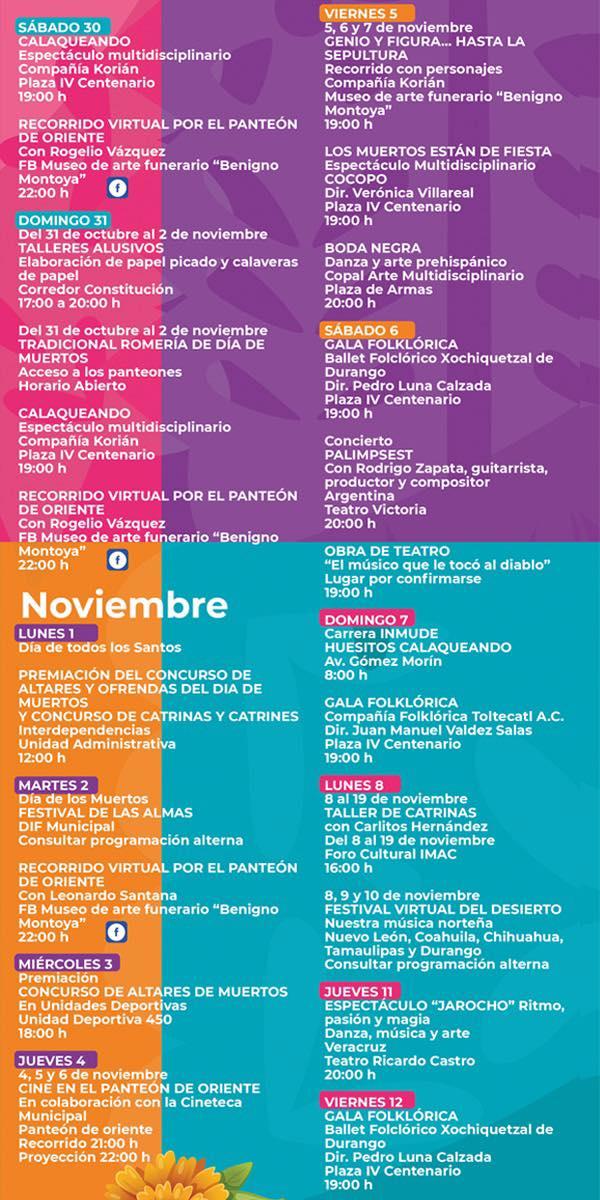"""Festival del Día de Muertos """"MUUKI"""""""
